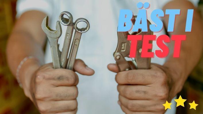 Bästa Skiftnyckel 2021 - Stort Test av Skiftnycklar