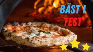 Bästa Pizzaugn 2021 - [Bäst i Test]